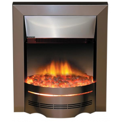 kamin-Real-flame-Vera-chrome