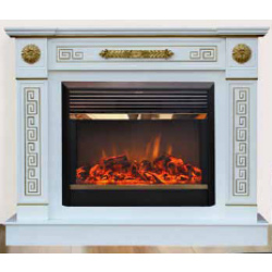 kamin-Real-flame-Bristol-Bar-suite-white