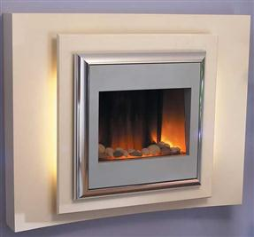 kamin-Real-flame-Lucca-white