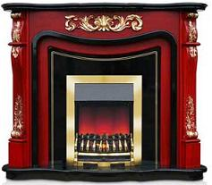 kamin-Real-flame-Grand-Roshelle-red