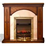 kamin-Real-flame-Gemini-Oak