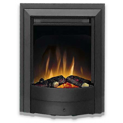 kamin-Real-flame-X1-black